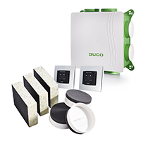 Duco comfort system klein