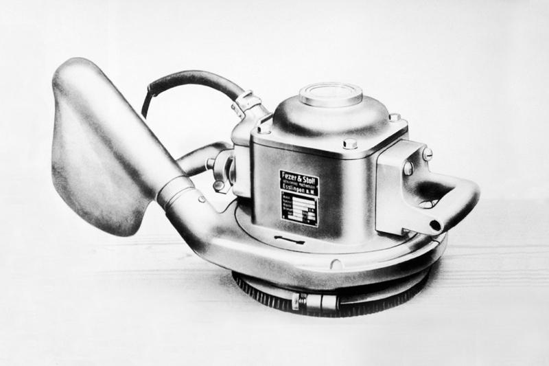 Schijfschuurmachine