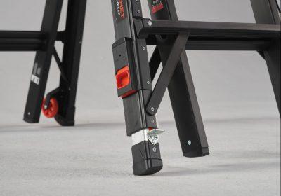 Black Pro Leveler vouwladder-6