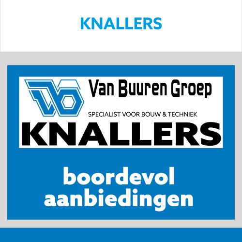 VBU Knallers